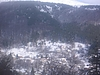 Снимка на Чуйпетлово през зимата
